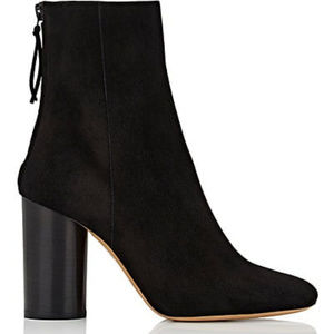 NWT  Isabel Marant Garett suede ankle boots
